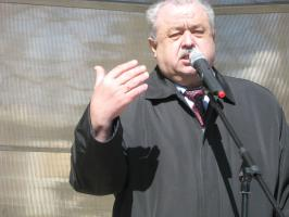 ВЫСОКАЯ КВАРТПЛАТА – ЗА МОЛЧАНИЕ РАСПЛАТА, убеждены участники акций протеста на Белгородчине
