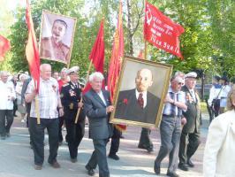 День Победы в Яковлевском районе (фоторепортаж)
