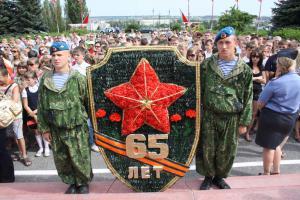 С.В. Муравленко принял участие в траурном митинге в Старом Осколе (фоторепортаж)