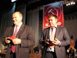 Встреча Г. Зюганова с Белгородцами