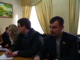 Представитель Белгорода впервые принял участие в заседании Бюро ЦК комсомола РФ