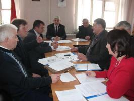 Заседание бюро обкома КПРФ