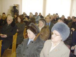 Белгородские коммунисты обсуждают открытое письмо Г.А. Зюганова президенту России