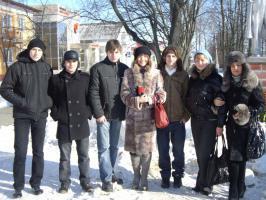 Растёт число комсомольцев Белгородчины
