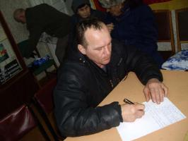 Депутат Белгородской областной Думы  Н.П. Мухин провёл приём в Алексеевском районе