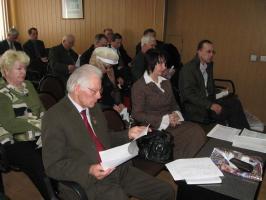 Белгородские коммунисты обсуждают подготовку к выборам