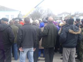 Сход граждан села Советского Алексеевского района обязал власти оставить прежнее название села