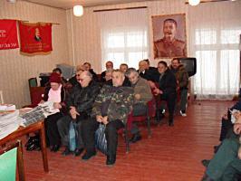 Белгородские коммунисты продолжают подготовку наблюдателей и членов избирательных комиссий