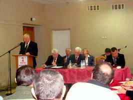 Коммунисты Старого Оскола провели открытое партийное собрание