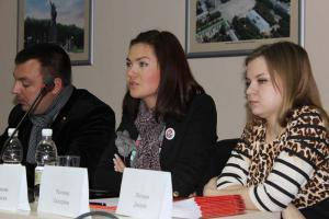 Белгородские коммунисты провели пресс-конференцию