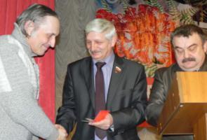 В Белгородском Доме офицеров прошёл вечер в честь Дня защитников Отечества