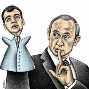 В Санкт-Петербурге запретили спектакль, содержащий сатирическую критику Путина