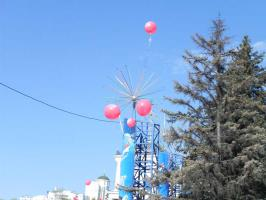 КПРФ в Белгороде провела первомайскую демонстрацию