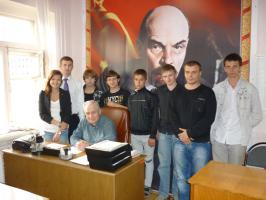 В Белгороде работает комсомольская школа