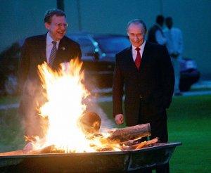 Очередная операция прикрытия… Как оценивают в Белоруссии визит Путина в их страну