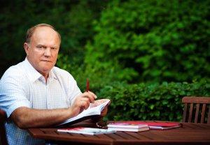 «Интерфакс»: Г.А. Зюганов обязательно выступит с докладом на Пленуме ЦК КПРФ, заявляют в руководстве партии