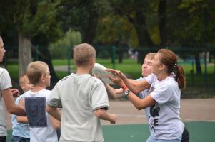 Комсомольцы продвигают спорт в массы
