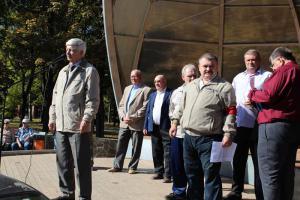 Белгородские коммунисты провели митинг против политики власти в сфере ЖКХ