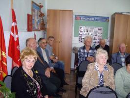 В Волоконовке состоялся расширенный пленум РК КПРФ