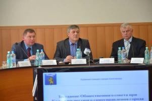 Секретарь П. Тимошенко  потребовал от мэра прекратить политическую провокацию