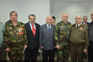 В Москве прошел VIII съезд Союза советских офицеров