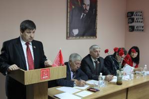 в Старом Осколе прошел VI Пленум Комитета Старооскольского местного отделения КПРФ