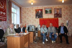 Депутат Госдумы С.В. Муравленко посетил с рабочим визитом Алексеевку