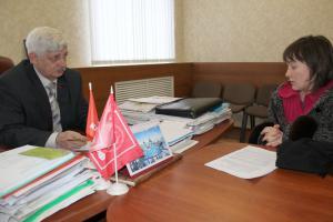 Депутатский прием в Белгороде