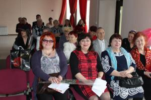 Поздравление с 8 марта от БРО КПРФ