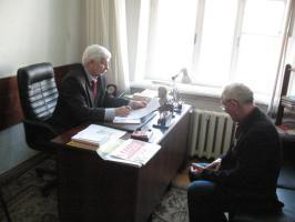 11 марта 2016 г. депутат Белгородской областной Думы В.А. Шевляков провел прием граждан по личным вопросам