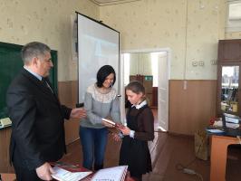 В Грайворонском районе завершился школьный конкурс, посвященный ВОВ
