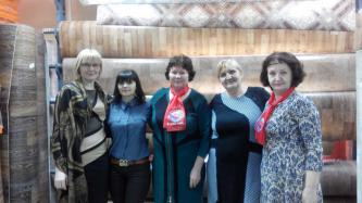 Конференция в Вейделевском местном отделении БРО ООД «ВЖС – Надежда России»