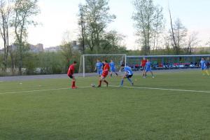 Комсомольцы Белгородской области заявили о себе в футбольном турнире любительских команд