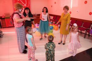 Дарим радость детям