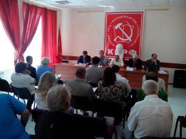 Белгородские коммунисты поддержали фермеров