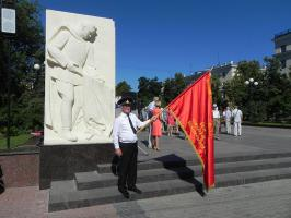 Белгородские коммунисты почтили память освободителей Белгорода
