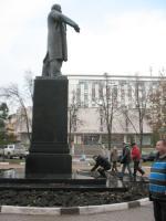 В День Великого Октября белгородские коммунисты почтили память вождя революции