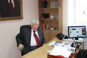 11 ноября 2016 г. ушел из жизни бывший первый секретарь Старооскольского местного отделения КПРФ Кочанов Виктор Игнатьевич