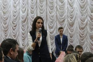 В Белгородской области звершился II этап областной молодёжной научно-теоретической конференции «Судьбы социализма в России», посвящённой 100-летию Великой Социалистической Революции.