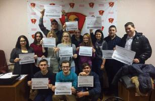 «Город говорит о героях». Заявление Белгородского обкома ЛКСМ РФ