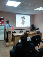 Комсомольцы провели меропритятия, посвящённые 130-летию легендарного Чапаева