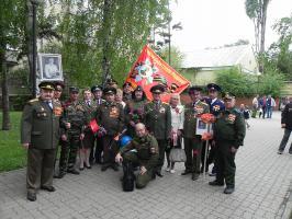 Белгородские коммунисты и их союзники приняли участие в шествии «Бессмертного полка»