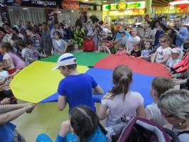 Акция «День защиты детей»