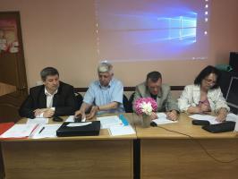 Состоялось выездное заседание Бюро Комитета БРО КПРФ