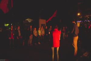В Белгородской области состоялась традиционная комсомольская вахта памяти