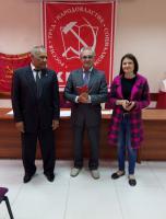 В Белгороде прошёл пленум Белгородского райкома КПРФ