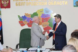 Белгородский облизбирком зарегистрировал кандидата на должность губернатора области  от КПРФ Станислава Панова