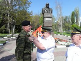 Белгородские коммунисты и их союзники отметили 74-ю годовщину освобождения Белгорода