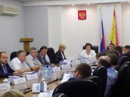 Сергей Гаврилов: Необходимо защитить обманутых дольщиков и одновременно обеспечить стабильную работу строительной отрасли