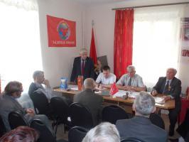 Коммунисты Губкинского района обсудили итоги прошедших выборов
